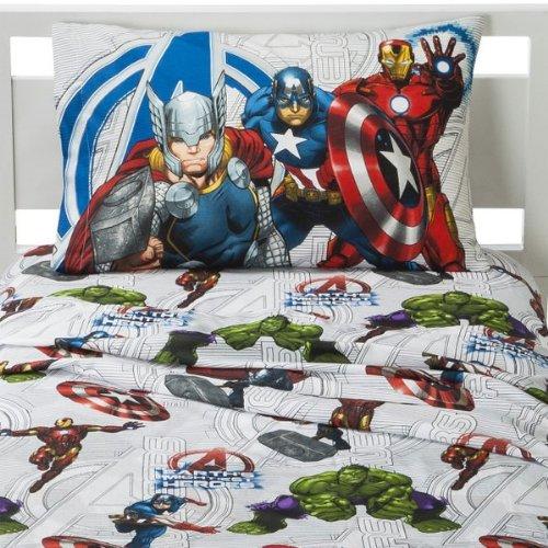Avengers Earth's Mighty Full Sheet Set