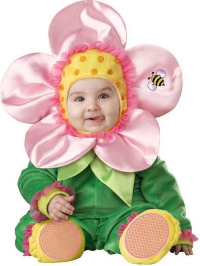 Baby Blossom Halloween Costume