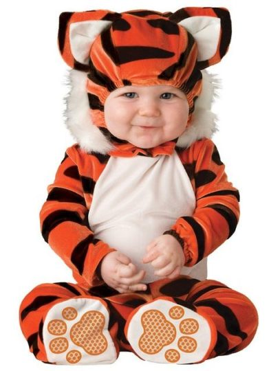 Baby Tiger Costume for Halloween