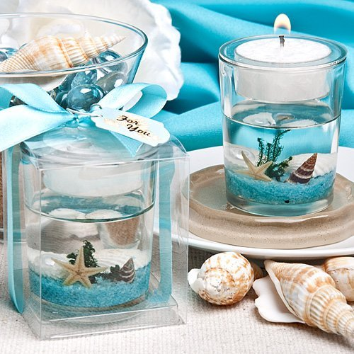 Beach Themed Candle