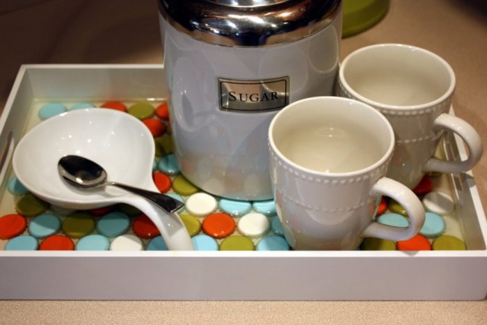 Bottle Cap Tray