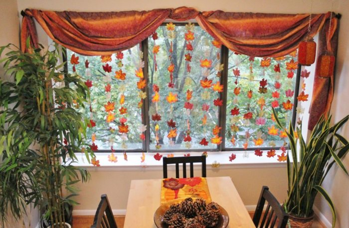 Fall Craft for Table Decor