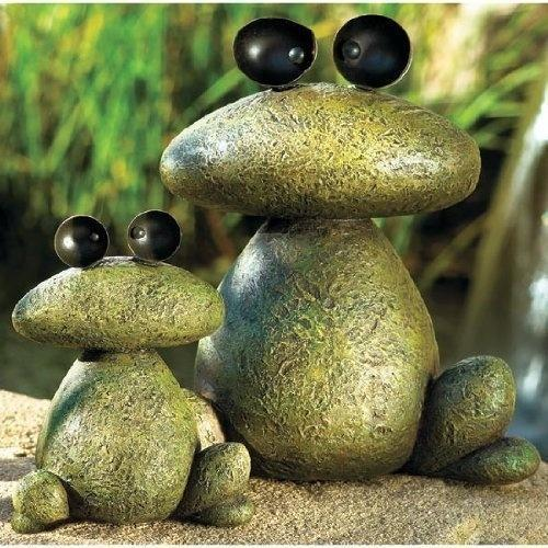 Frogs out of Rocks