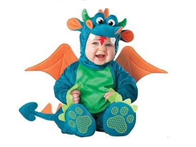 Halloween Dragon Costume