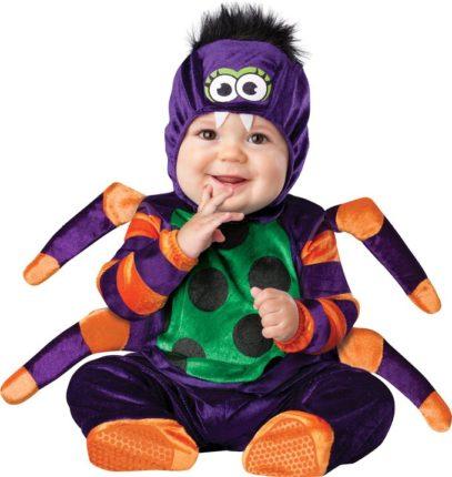 Halloween Itsy Bitsy Spider Costume