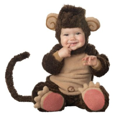 Halloween Lil-Monkey-Costume