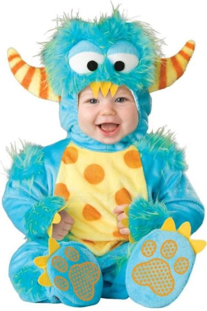 Halloween Monster Costume for Toddlers