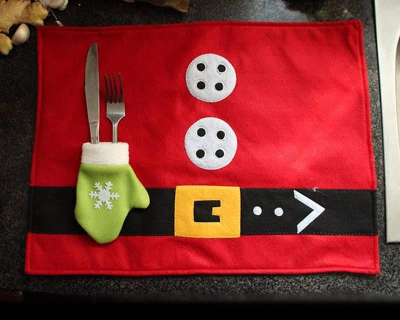 Holiday Table Runner Placemat