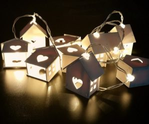 Unique & Decorative String Light for Holidays
