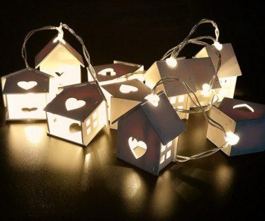 house-shaped-lights