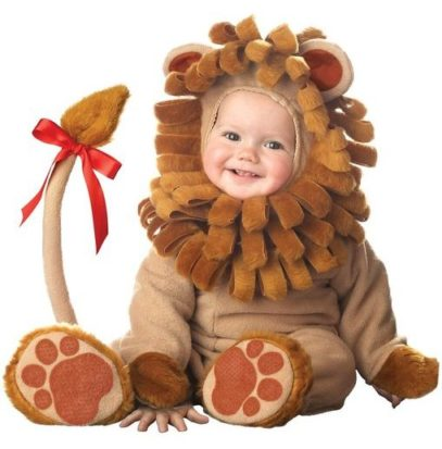 Lion Costume for Halloween