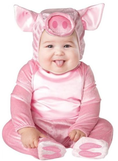 Little Pig Halloween Costume