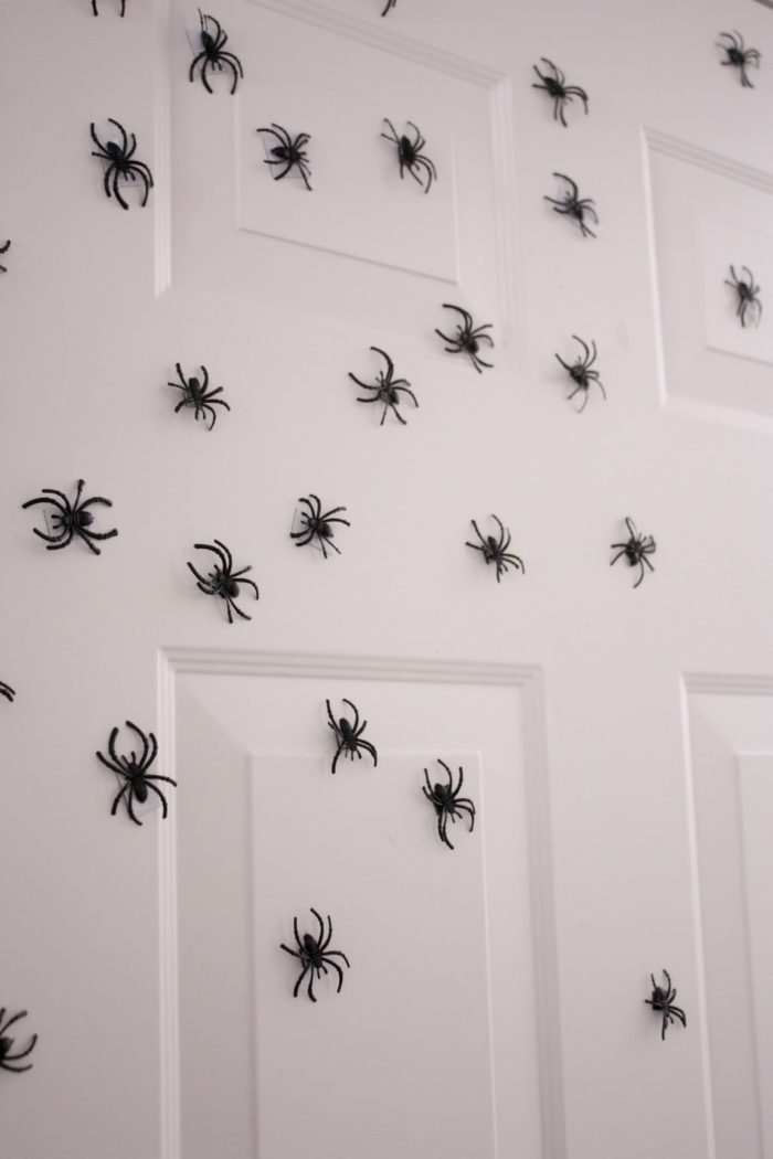 Magnetic Spiders