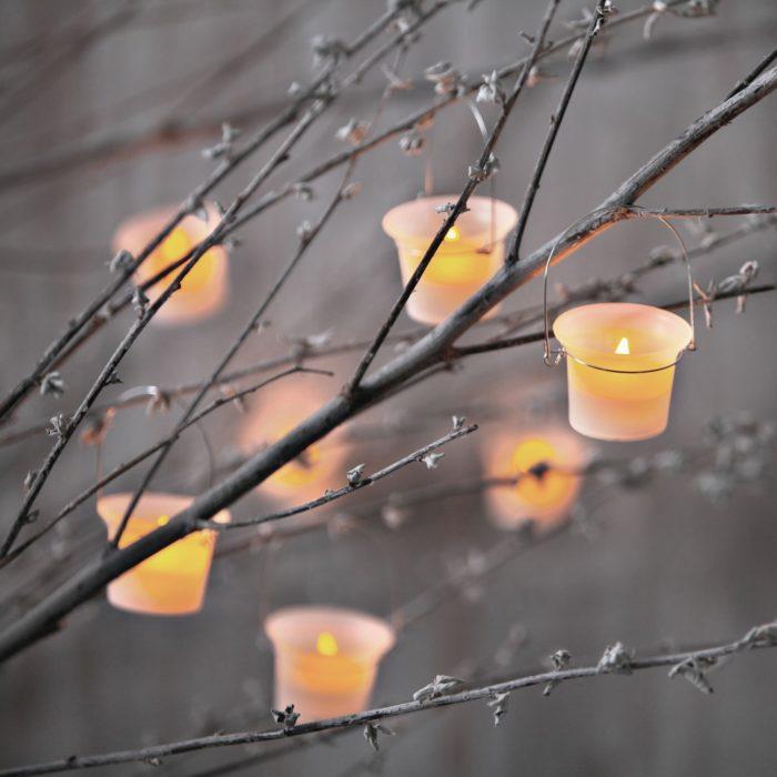 Mini Hanging Party Lanterns