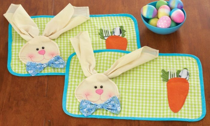 Rabbit Placemats