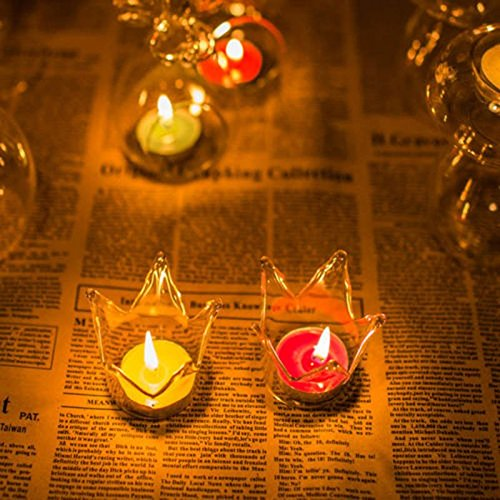 Romantic Tea Light Candle Holder