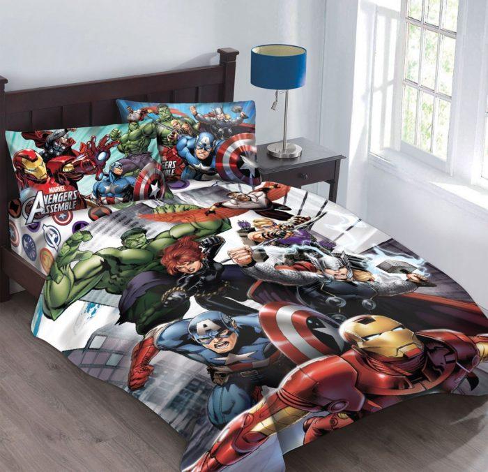 Shield Full Comforter Set