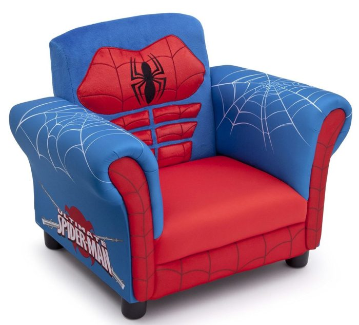 Spider-Man Figural Chair