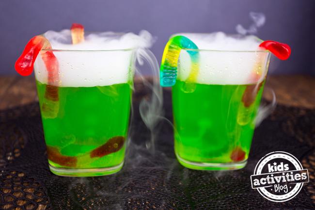 Spooky Fog Drink