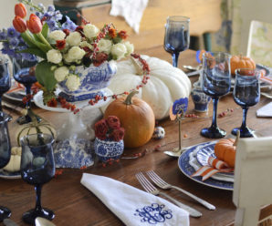 Thanksgiving Table Setting Ideas for Year 2016