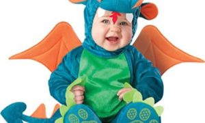 Toddler Halloween Dragon Costume