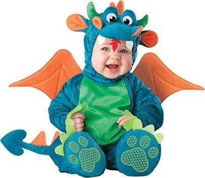 Toddler Halloween Dragon Costume
