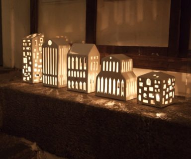 Urbania Tea Light House