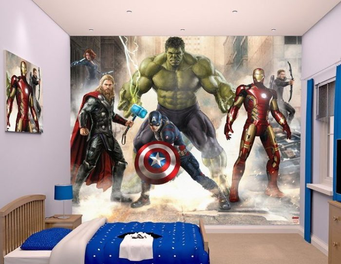 Walltastic Ultron Wall Mural