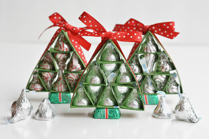 Boxes of Chocolate Trees