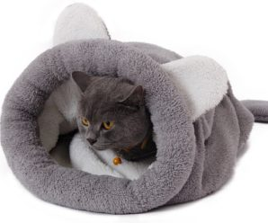 20 Cozy & Warm Cat Bed Patterns