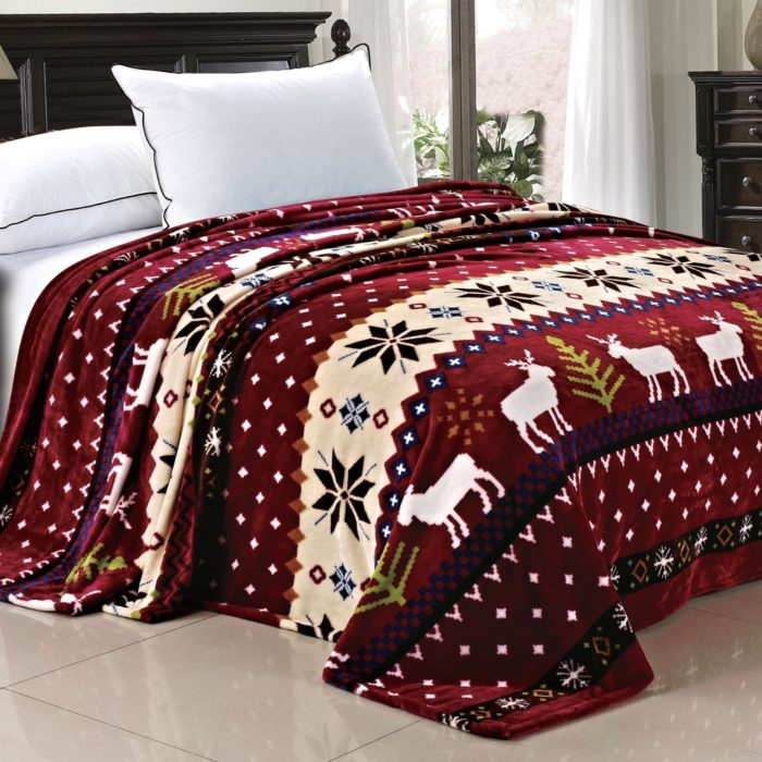 Christmas Collection Printed Blanket