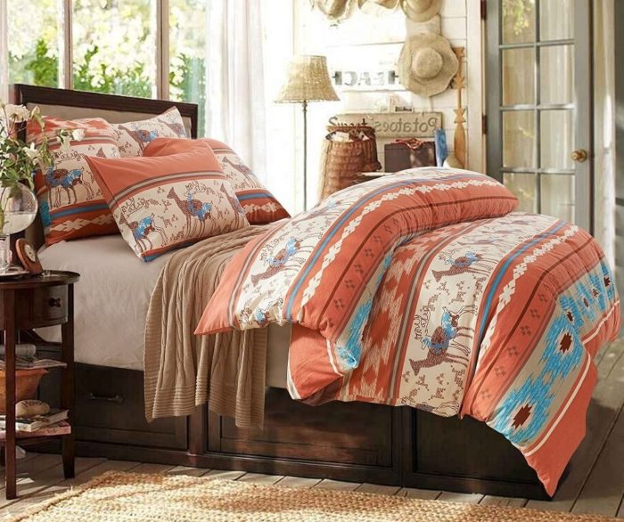 Christmas Deer Bedding Set