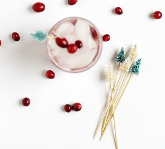 Christmas Drink Stirrers