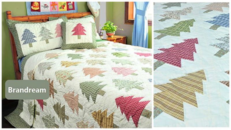 Christmas Holiday Bedding Set