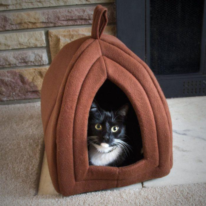 Cozy Kitty Tent Igloo