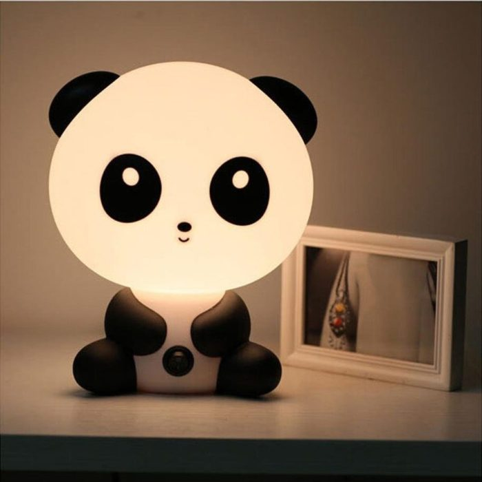 Creative Panda Nursery Night Light