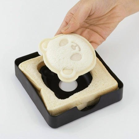 Cute Panda Pocket Bread Cutter