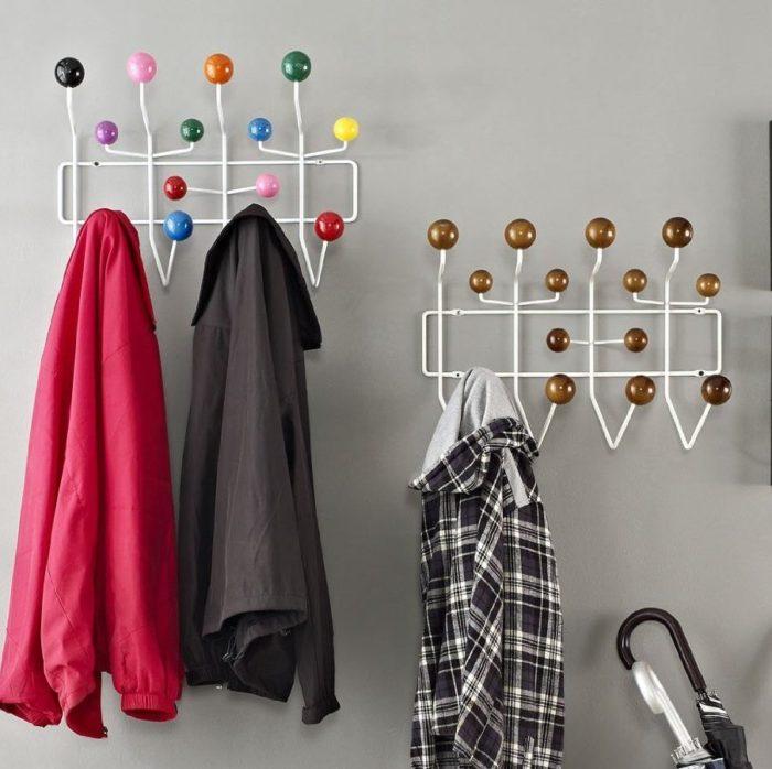 Gumball Coat Rack