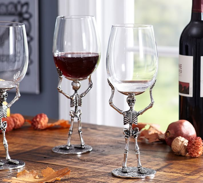 halloween-wine-glasses