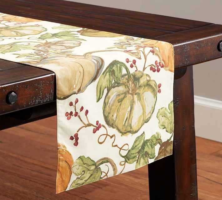 halloween-pumpkin-table-runner