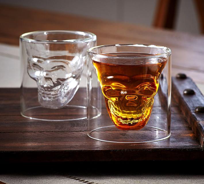 halloween-skull-shot-glass