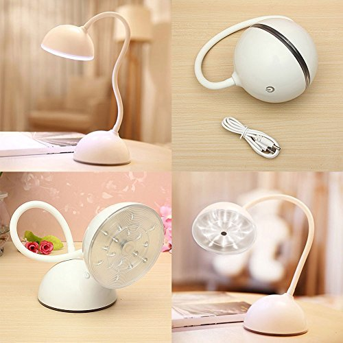 Headphone-Shaped Creative Reading Lamp