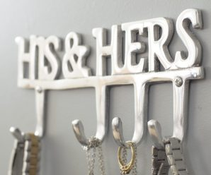 30 Unique & Designer Wall Decorative Hooks to Buy