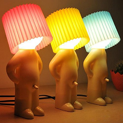 Naughty Little Boy Desktop Light