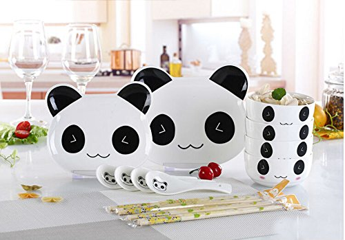 Panda Ceramic Tableware