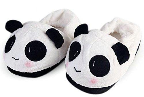 Panda Household Slippers