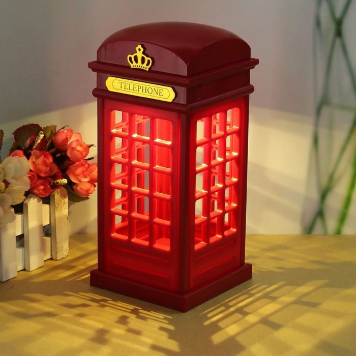 Phone Booth Nightlight