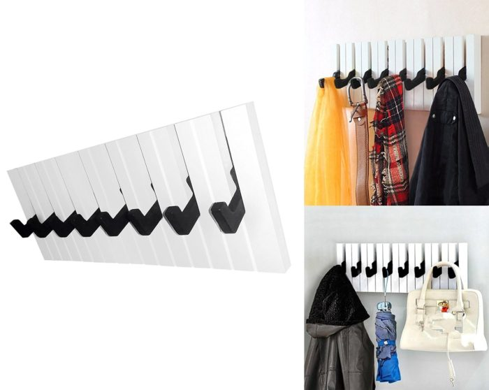 Piano Hook Rack