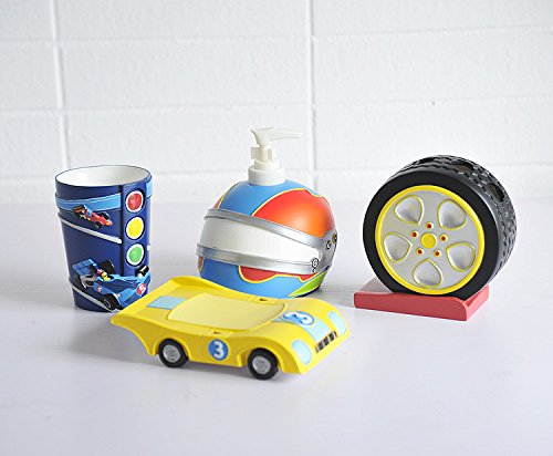 Race Car Bathroom Accessories