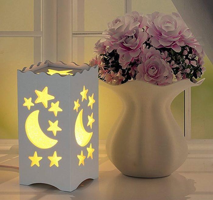 Romantic Dining Room Lamp
